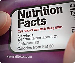 Nutrition-Facts-GMO-Label