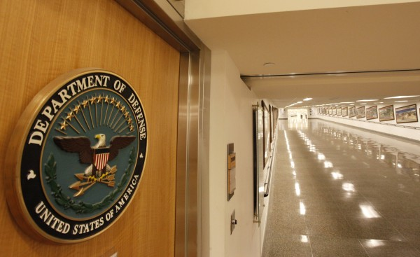 Pentagon Renovation