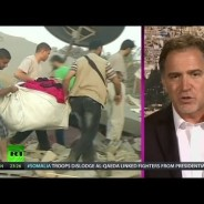 Interview with Miko Peled: If Israel Doesn't Like Rockets, Cancel the Apartheid Regime