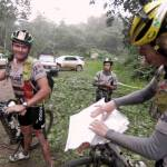 The stray dog who followed an extreme sports team during a 430-mile race through the Amazon and refused to leave their side until the finish