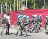 "U.N. ""Peacekeepers"" Use Live Ammo on Protesters"