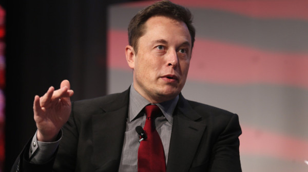 Tesla Motors CEO Elon Musk (Reuters / Rebecca Cook)