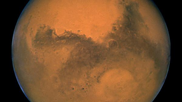 Reuters / NASA / Handout via Reuters