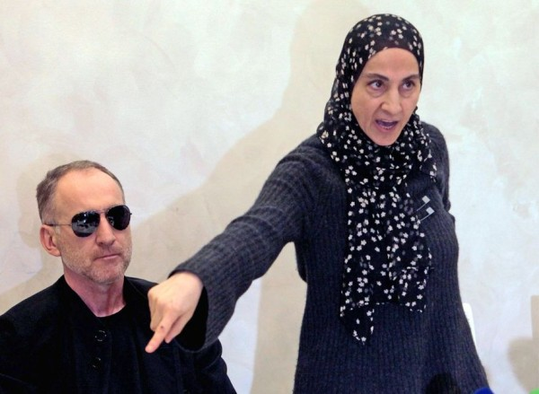 Zubeidat Tsarnaeva, the mother of the two Boston Marathon bombing suspects, said in this 2013 file photo that authorities were wrong to suspect her sons of the bombings. Her husband, Anzor Tsarnaev, is beside her. (Associated Press) Read more: http://www.washingtontimes.com/multimedia/image/4_292013_aptopix-russia-boston-sus-28201jpg/#ixzz3WqfYrHM4 Follow us: @washtimes on Twitter