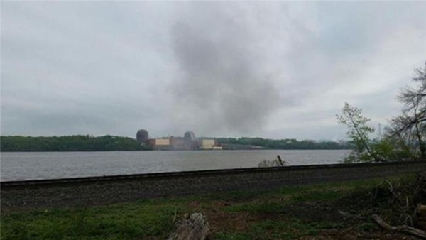 "The company that manages the facility is assuring media that the nuclear plant is ""safe."""