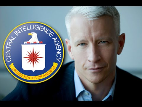 Video:  Anderson Cooper Confronted On CIA Media Connections