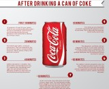 What Happens To Your Body One Hour After Drinking A Can Of Coke