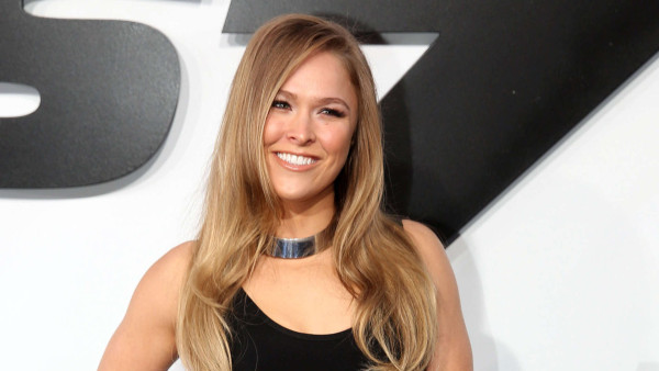 Ronda Rousey: Champion and 9/11 Truther