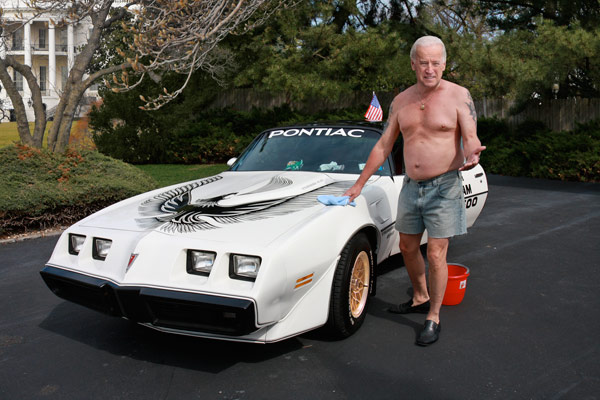 Joe Biden Is Leaning Toward a 2016 Run