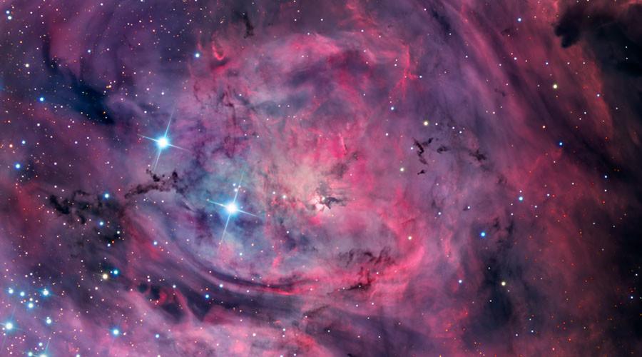 NASA Unveils New Images of Lagoon Nebula
