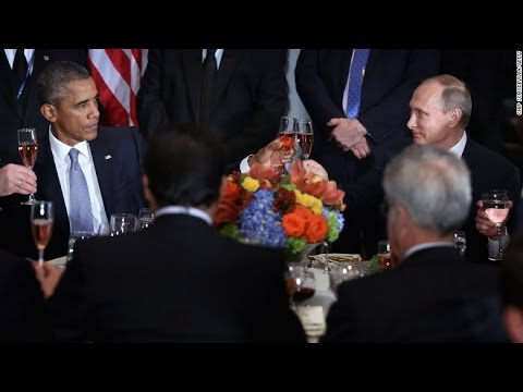 Putin Checkmates Obama On New World Order WWIII