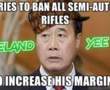 California Senate's Top Gun Control Advocate Arrested In Firearms Trafficking Plot