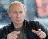 Russian President: Climate Change is Fraud