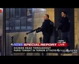 Breaking News From Paris Terrorist Attack