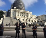 What We Saw At The Anonymous Million Mask March In D.C