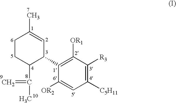 cannibanoid patent