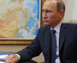 Putin: Turkey Accomplices in Terrorism After Downing of Russian Jet