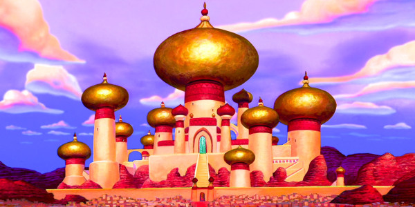 Agrabah: Den of Evil