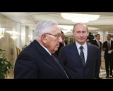 Vladimir Putin And Henry Kissinger Meet To Discuss New World Order