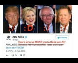 How The Establishment Elite Are rigging the Presidential Election