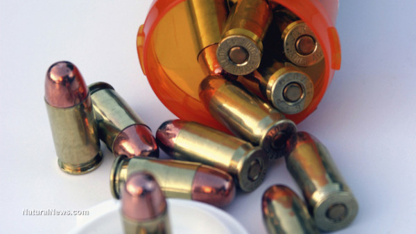 Drugs-Bullets-Pills-Rx