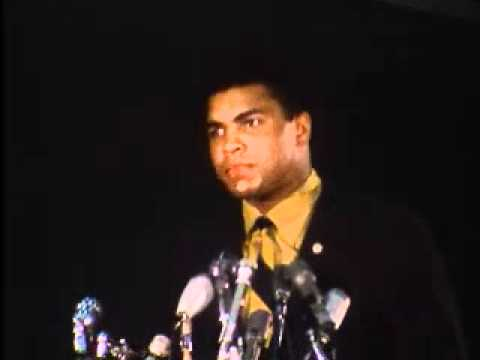 NBC News – Muhammad Ali on not going to war