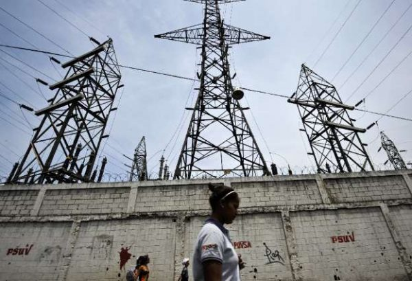 Venezuela to ration power four hours a day for 40 days