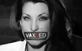 vaxxed woman