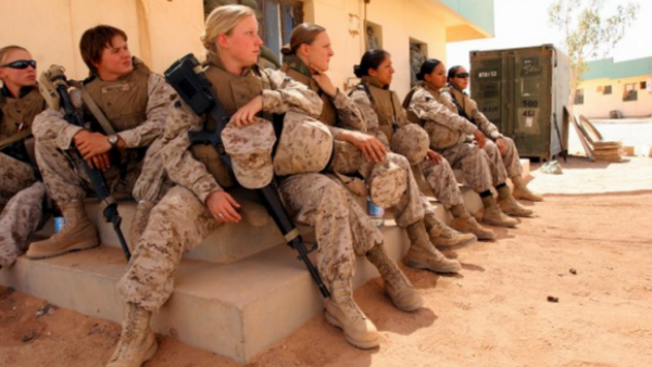 House panel votes to make women register for the draft