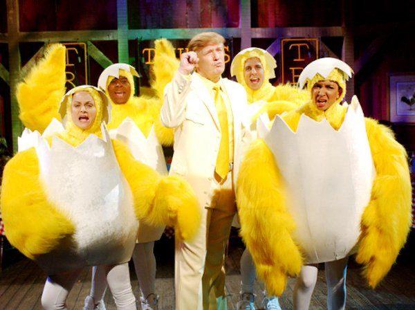 Chicken Trump