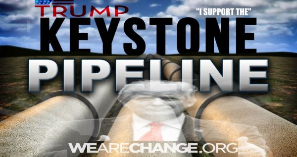 Trump Would Approve Keystone XL Pipeline