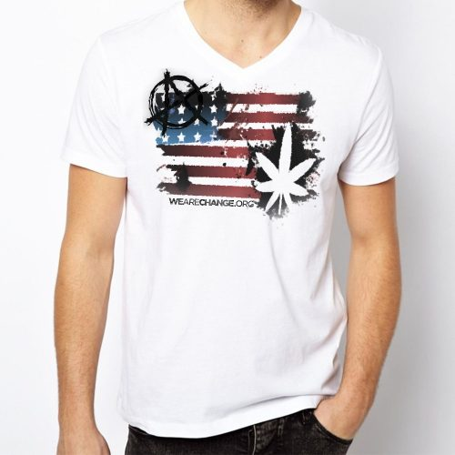 US Anarchy Wrc shirt