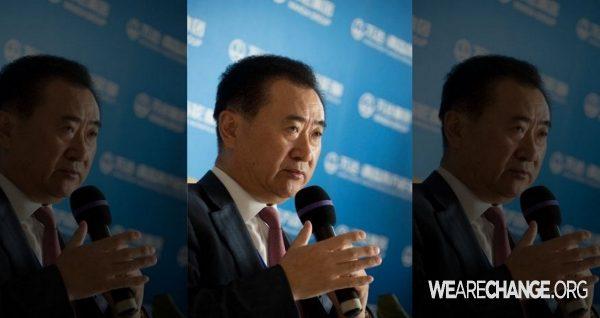 Disney Takes Legal Aim At China's Richest Man