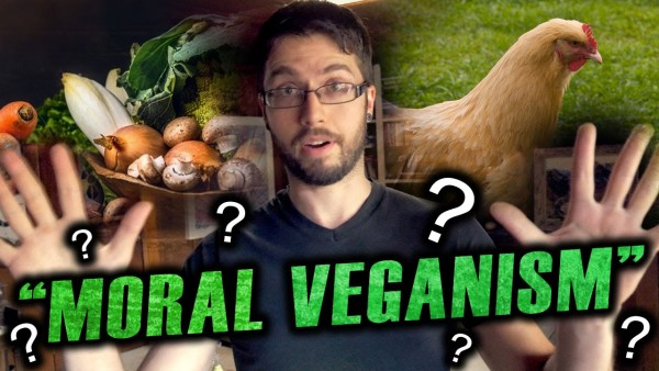 """Moral"" Veganism Makes No Sense"