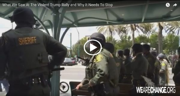 trump rally preff