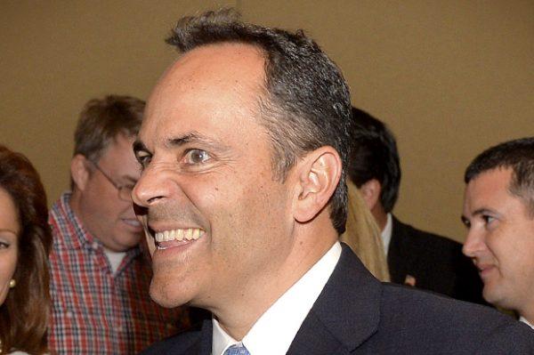 Kentucky Governor Matt Bevin