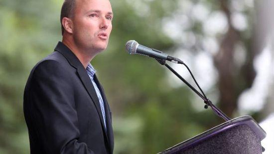 Utah Lt. Governor Spencer Cox