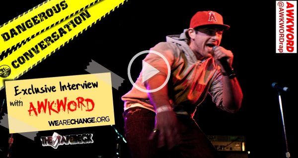 WRC EXCLUSIVE: INTERVIEW WITH RAPTIVIST AWKWORD