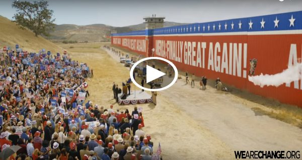 Australian Ad Mocks Trump's Wall & Was Banned From TV