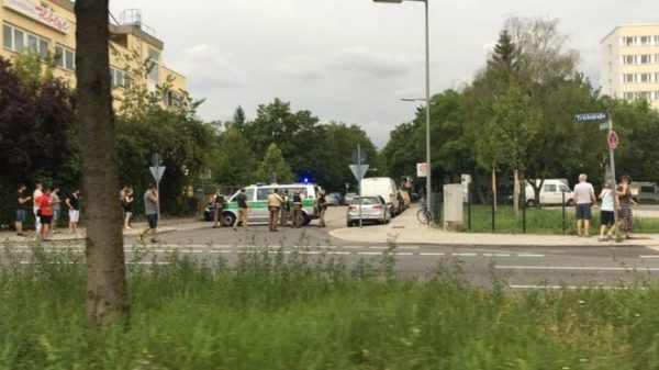 BREAKING: Shooting in Munich, Germany; At Least One Dead