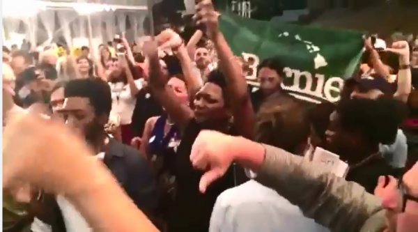 DNC Delegates Revolt in Philadelphia