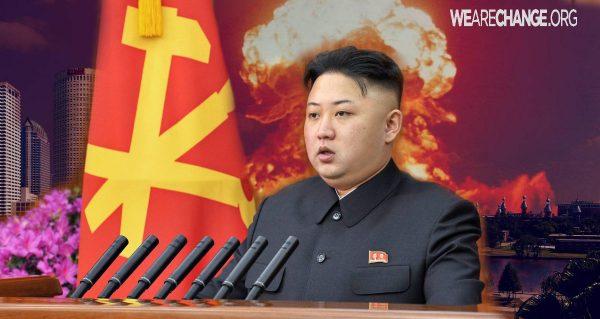 "North Korea: ""They Crossed line"" declares war on the U.S"
