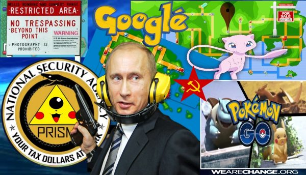 Russia To Ban Pokemon GO Because of Links To CIA