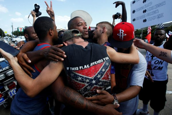 Is the Dallas Shooting the First Spark of a Potential Powder Keg?