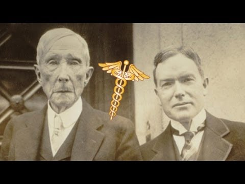 Video: The Rockefeller Center For The Study Of Eugenics