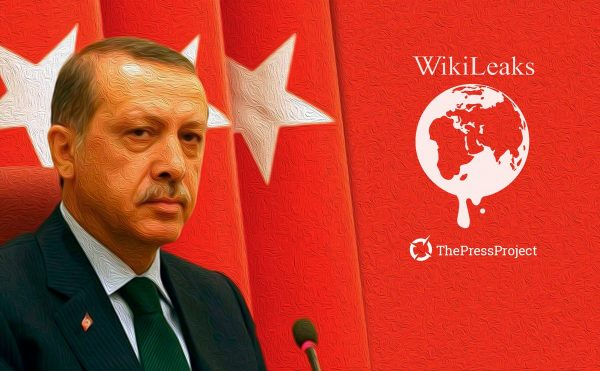 Turkey blocks access to WikiLeaks After Release of Secret E-mails
