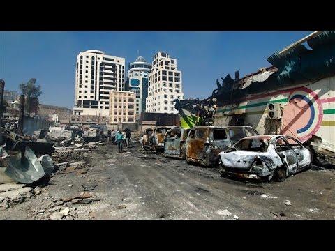 Public Outcry as Saudi Arabia Bombs Hospitals and Schools Killing Multiple Civilians.