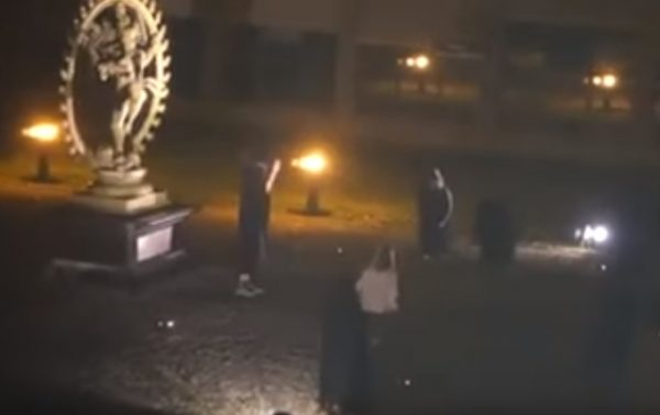 Ritual at CERN