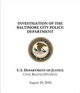BPD report
