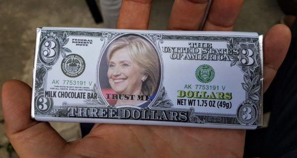 HillaryChocolate
